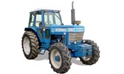 Ford 7910 tractor photo