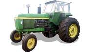 John Deere 3530 tractor photo