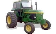 John Deere 4530 tractor photo