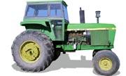 John Deere 4730 tractor photo