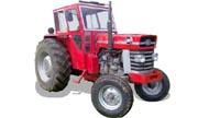 Massey Ferguson 168 tractor photo