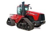 CaseIH Steiger 385QT Quadtrac tractor photo
