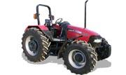 CaseIH JX80U tractor photo