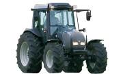 Valtra A72 tractor photo