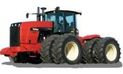 Buhler Versatile 400 tractor photo