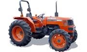 Kubota M4900 tractor photo