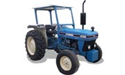 Ford 4110 tractor photo