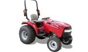 CaseIH Farmall DX34 tractor photo
