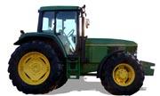John Deere 6800 tractor photo