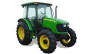 John Deere 5083E tractor photo