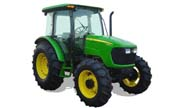 John Deere 5093E tractor photo