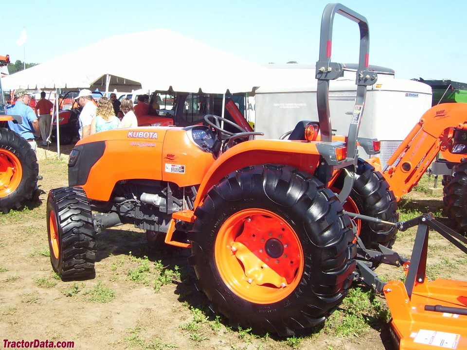 Kubota MX5100