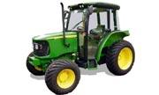 John Deere 5215 tractor photo