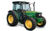John Deere 5515 tractor photo