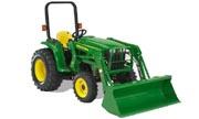 John Deere 3038E tractor photo