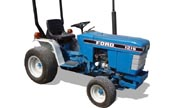 Ford 1215 tractor photo