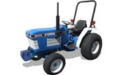 Ford 1620 tractor photo