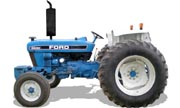Ford 4630 tractor photo