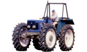 Ford 7530 tractor photo