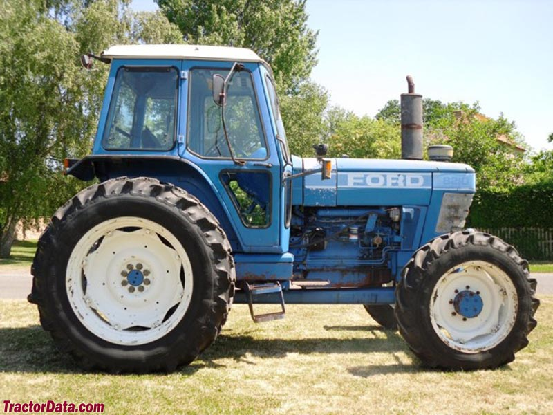 Ford 7810.