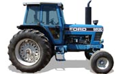 Ford 8630 tractor photo