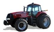 CaseIH Magnum 210 tractor photo