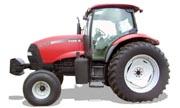 CaseIH MXU115 tractor photo