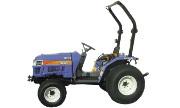 Iseki TH4260 tractor photo
