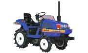Iseki TU130 tractor photo