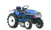 Iseki TU157 tractor photo