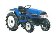 Iseki TU257 tractor photo