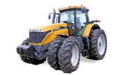 Challenger MT665C tractor photo