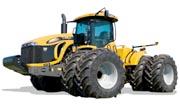 Challenger MT955C tractor photo