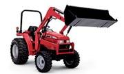 Mahindra 2816 tractor photo