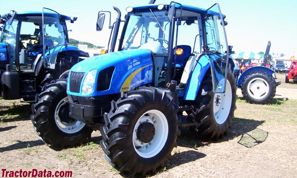 New Holland T5070