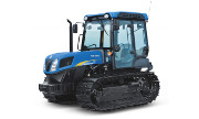 New Holland TK4060 tractor photo