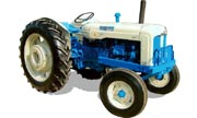 Ford 5000 Diesel tractor photo