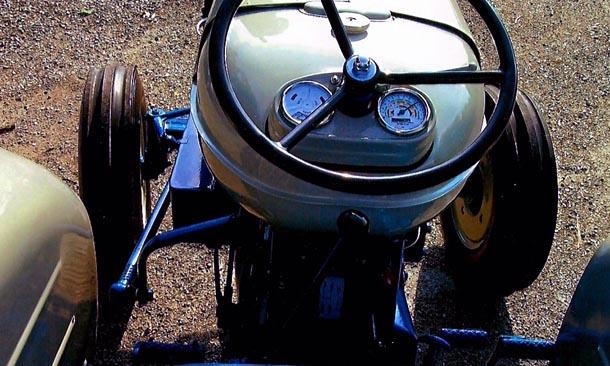 Ford 5000 Diesel  transmission photo