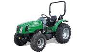 Montana U4384 tractor photo