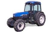 New Holland TN95FA tractor photo