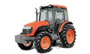 Kioti DK75 tractor photo