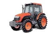 Kioti DK90 tractor photo