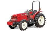Branson 4020 tractor photo