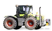 Claas Xerion 3300 tractor photo