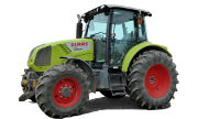 Claas Arion 410 tractor photo