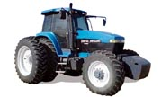 New Holland 8970 tractor photo