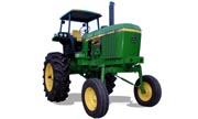 John Deere 4240 Hi-Crop tractor photo