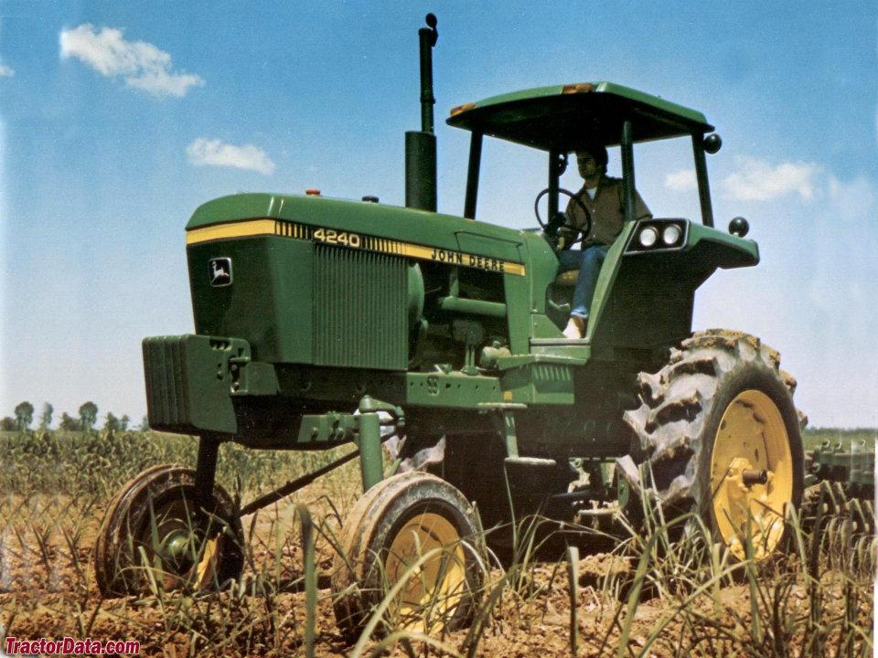 John Deere 4240 Hi-Crop