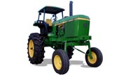 John Deere 4440 Hi-Crop tractor photo