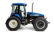 New Holland TV6070 tractor photo